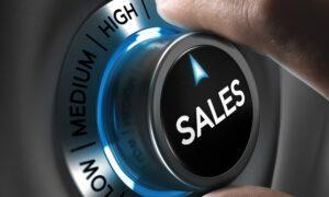 sales-high-button-knob-sells