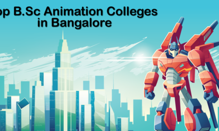 B.sc animation colleges in bangalore