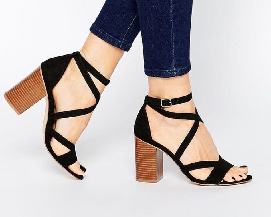Block heels - Click42