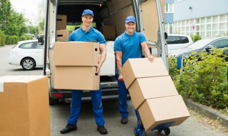 Full Service Movers In The US