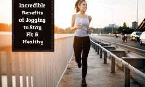 Incredible Benefits of Jogging to Stay Fit and Healthy - Click42