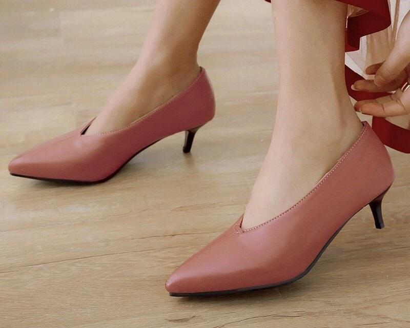 Kitten heels - Click42
