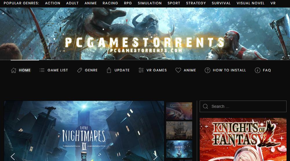 PCGames Torrent - click42