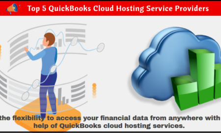Top 5 QuickBooks Cloud Hosting Providers