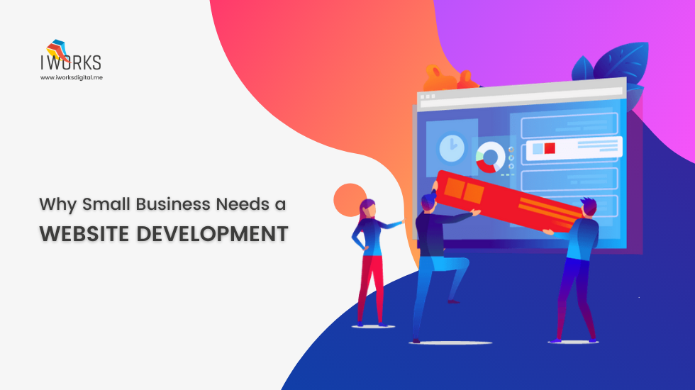 Why Small Business Needs a Website Development