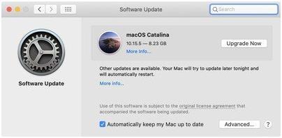 macos update - Click42
