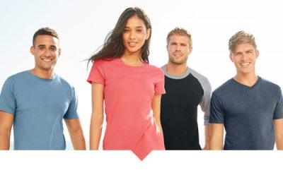 3 Most Popular Styles of Wholesale T-Shirts You Need to Know About