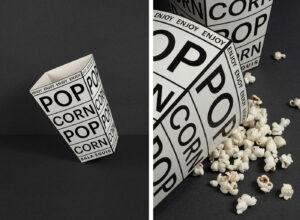 Popcorn boxes wholesale-click42