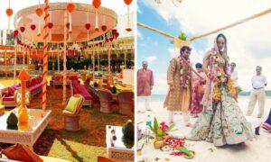 destination wedding cost