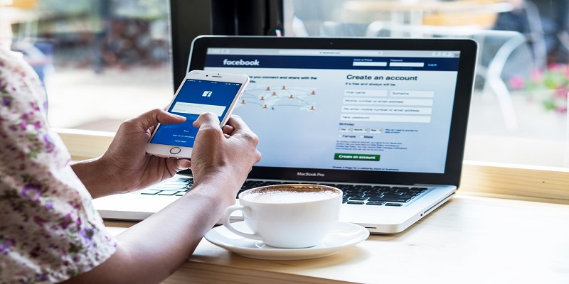 facebook to promote business