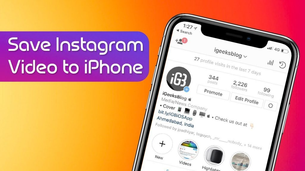 Instagram Video On IPhone - Click42