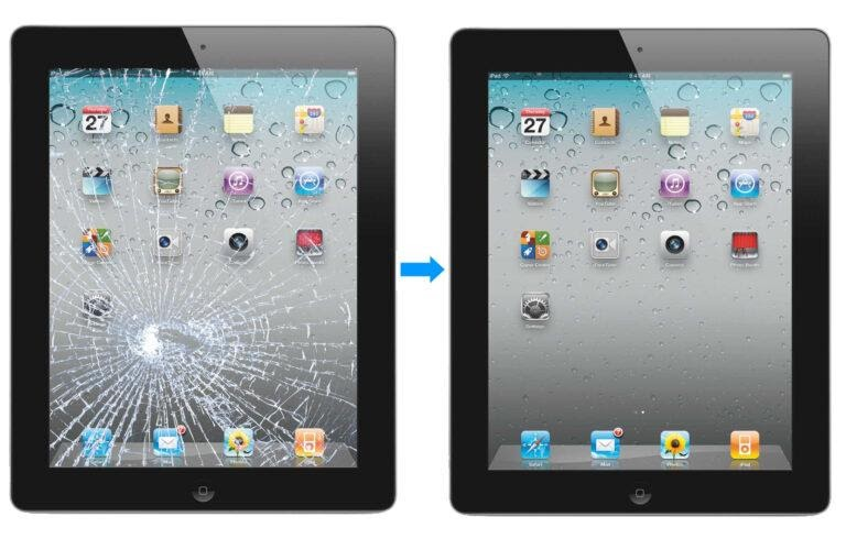 Ipad 2 Screen Replacement Service and Costs - Click42