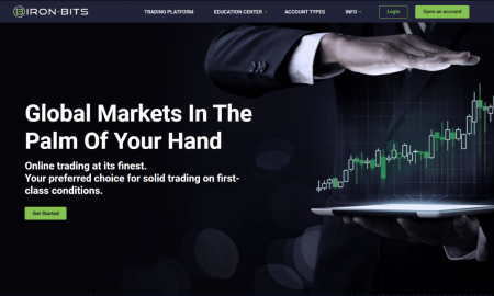Iron-Bits Review – Why I Love Trading With This Broker (www.iron-bits.com) - Click42