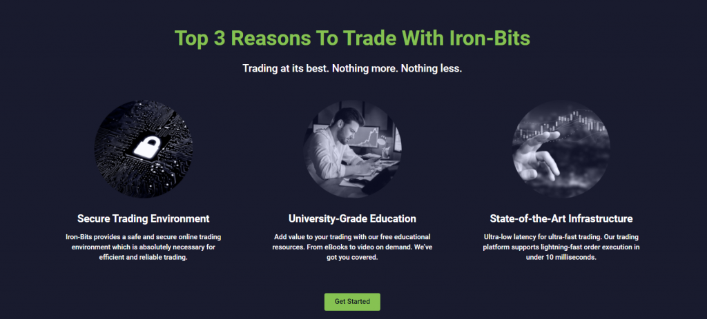Other Factors That Iron-Bits Provides - Iron-Bits Review - Click42