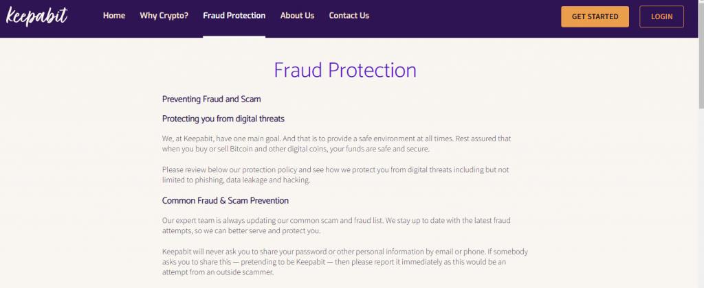 Security - KeepABit Reviews - Click42