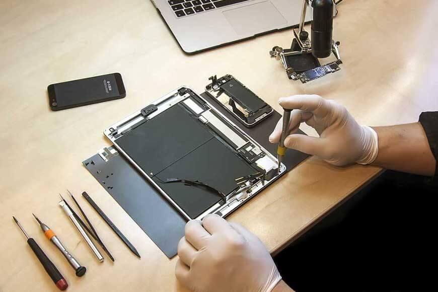 Third-party repair - click42