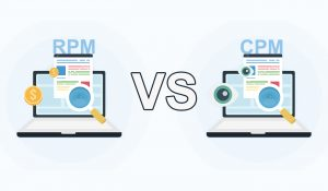 RPM vs. CPM-click42