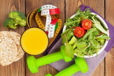 Fitness Nutrition Plans - A Key to Your Bodybuilding Goal