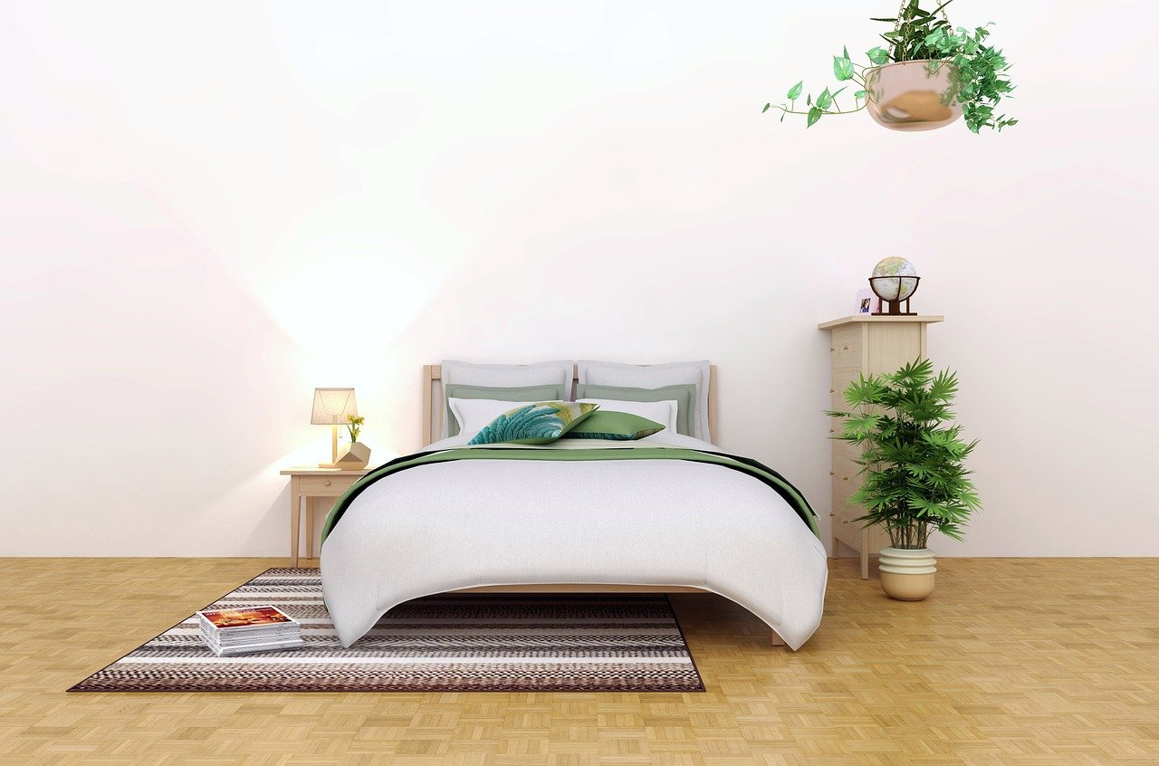 Go minimalist with your design-Follow the Latest Fashion in Bedding-click42