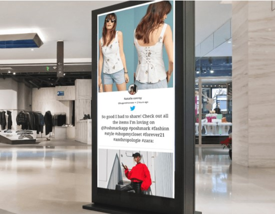 How Digital Signage Can Improve In-store Marketing