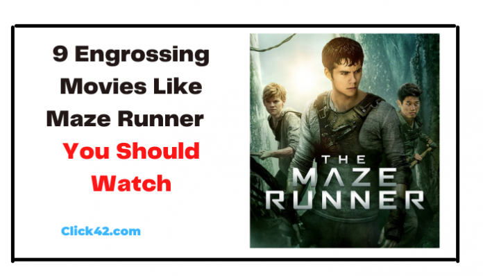 9 Engrossing Movies Like Maze Runner You Should Watch