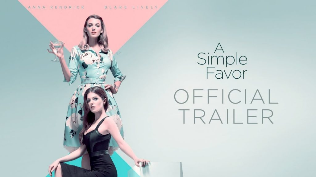 A simple favor - Movies Like Gone Girl - click42