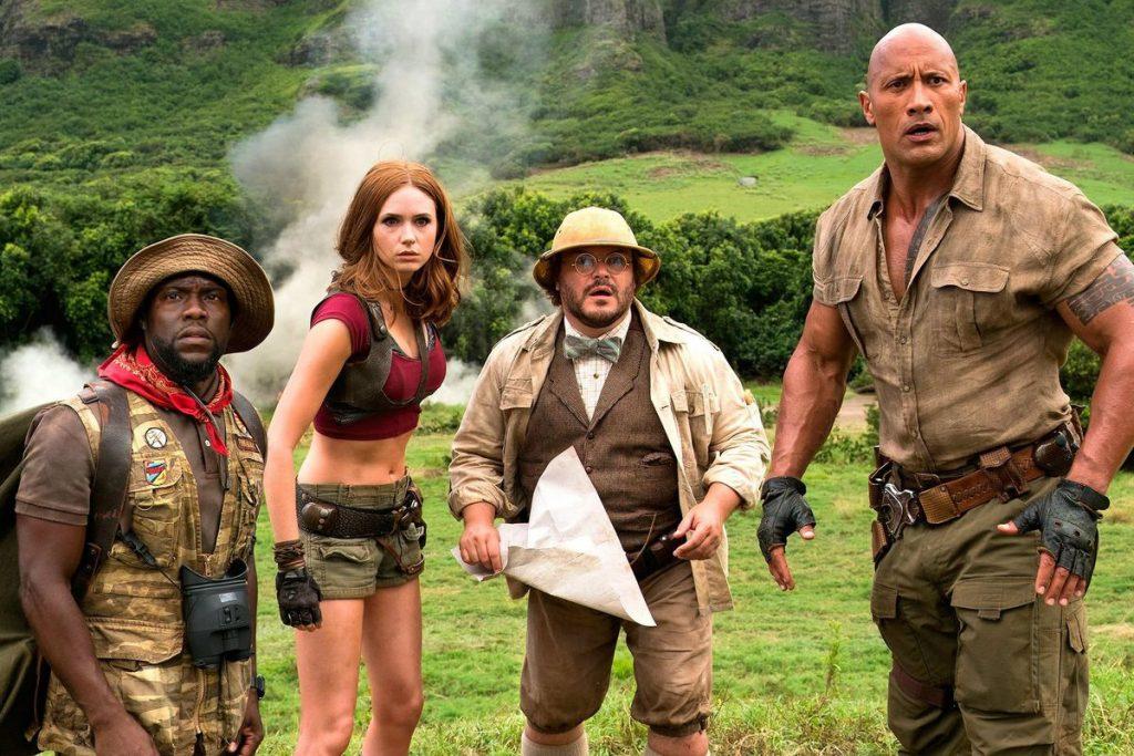 Jumanji - Movies Like Ready Player One - click42