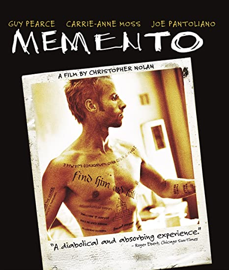 Memento - Movies Like Gone Girl - click42