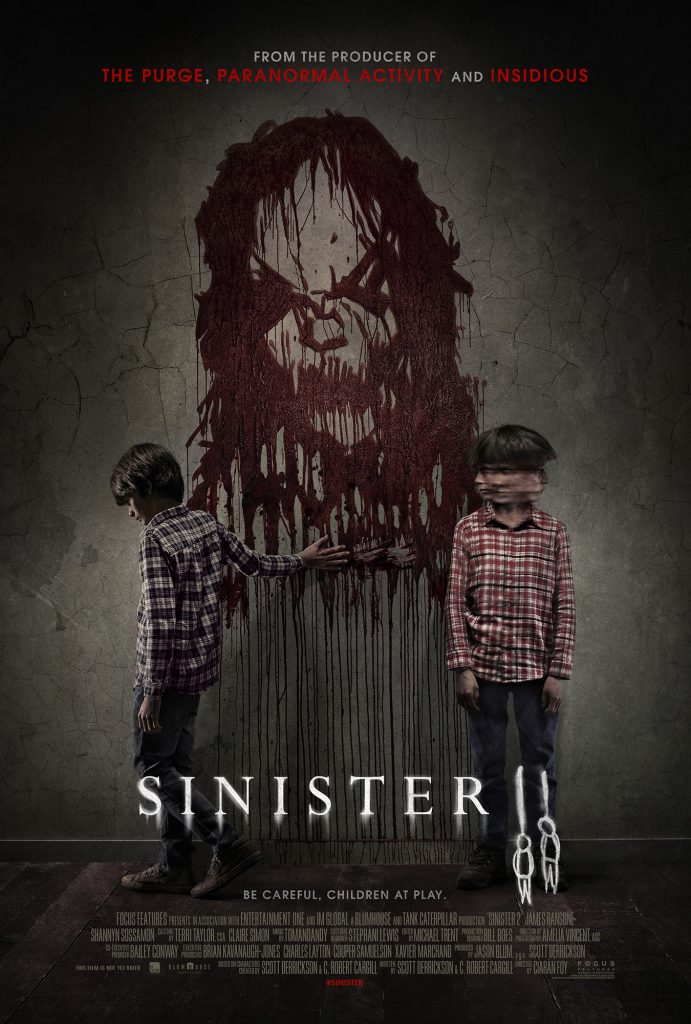 Sinister 2 - Movies Like The Conjuring - Click42