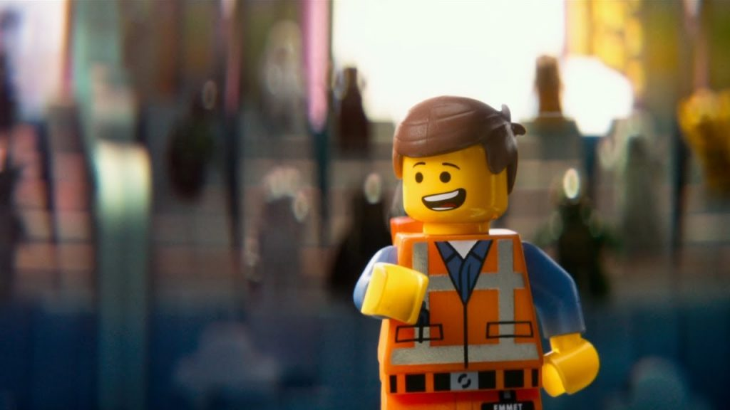 The Lego movie - Movies Like Ready Player One - click42