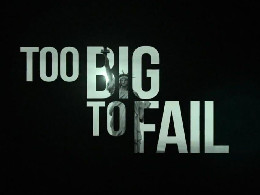Too Big to Fail - click42