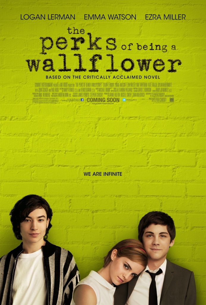 perks of being a wallflower - movies like 500 days of summer - Click42